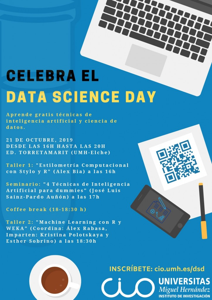 Data Science Day(DSD) en el cio